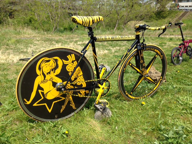 Tokyo Bicycle Swap Meet