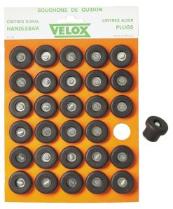 VELOX bar plugs - the perennial cyclist favorite