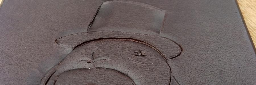 Custom Work Request Walnut Studiolo Walrus Mud Flap