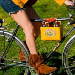 Bicycle Beer Carrier Groomsmen Gift Idea