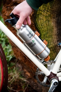The UpCycle Cage Adjustable Bicycle Water Bottle Cage