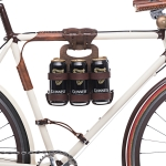 6-pack bicycle beer carrier square