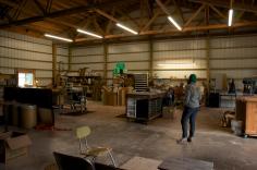 The spacious new Walnut Studiolo