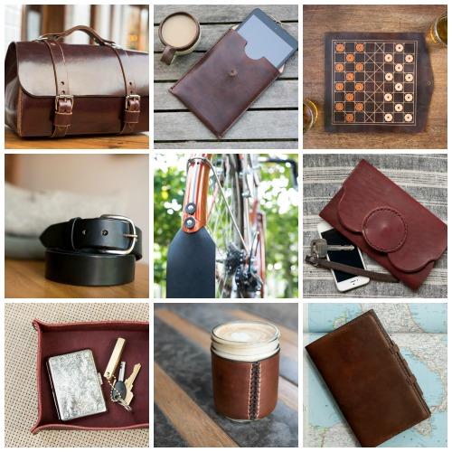 IG Leather Crafts Project Sampler