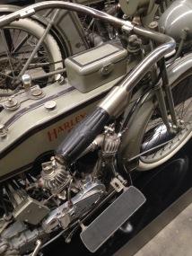 Harley Davidson vintage tool box.